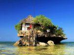 ザンジバル島 ザ ロック レストラン