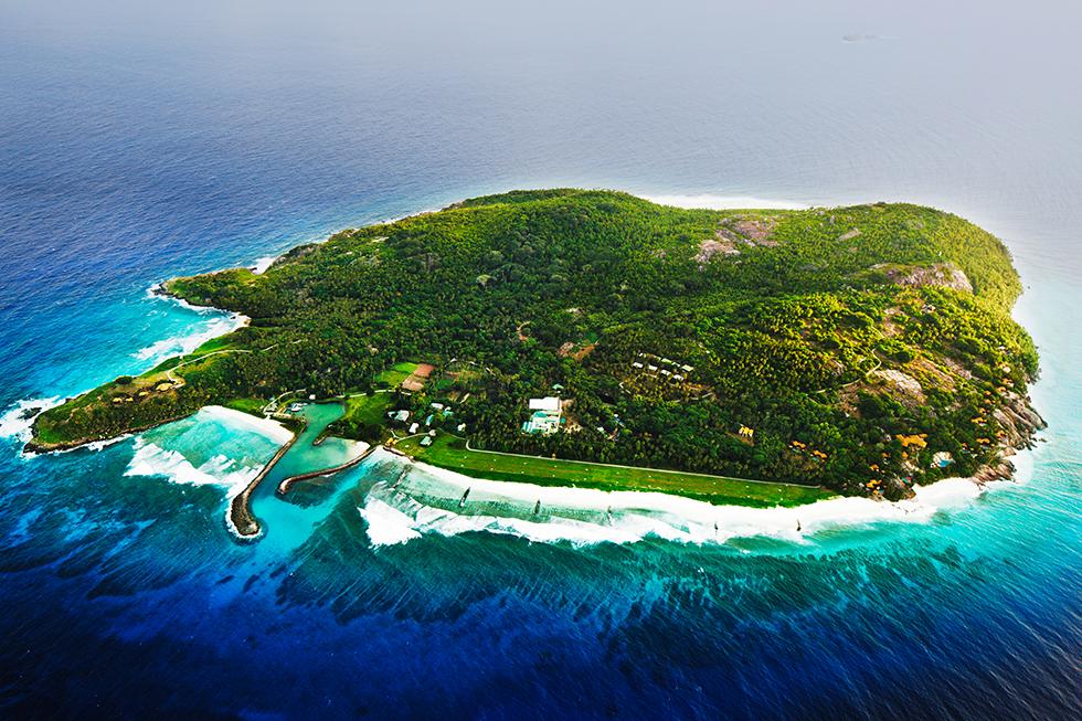 フリゲート島