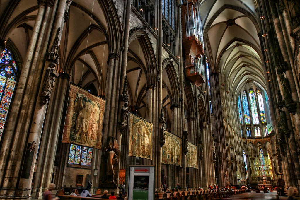 Cologne Cathedral Inside