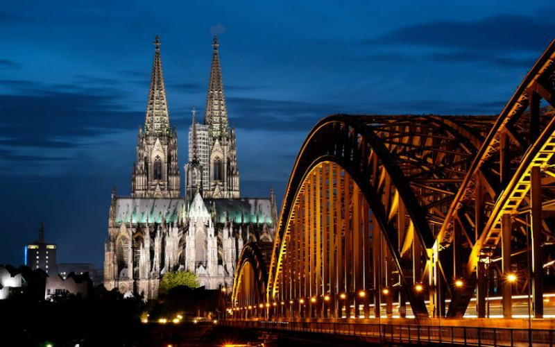Cologne Cathedral_eye