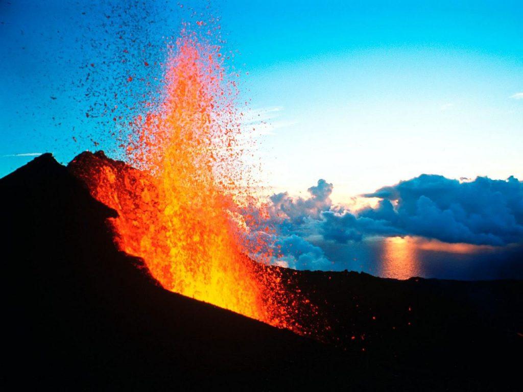 EruptionVolcan