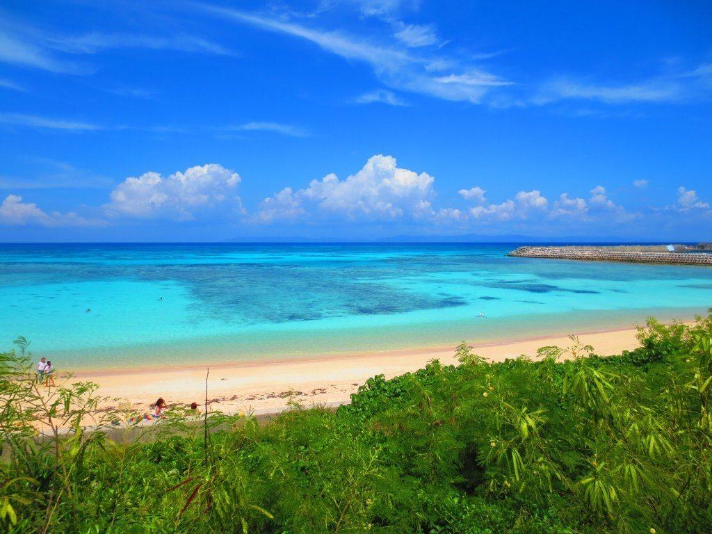 ニシ浜ビーチ2
