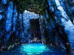 台湾の青の洞窟1