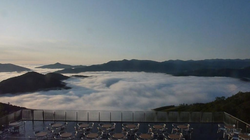 雲海テラス2