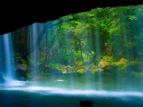 87鍋ヶ滝(熊本県)