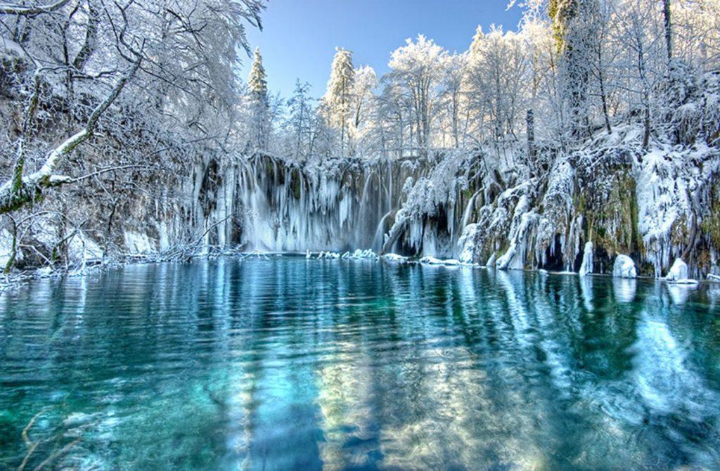 92プリトヴィッツェ湖群国立公園