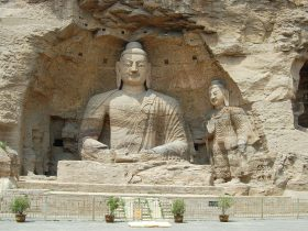 Yungang Grottoes_eye