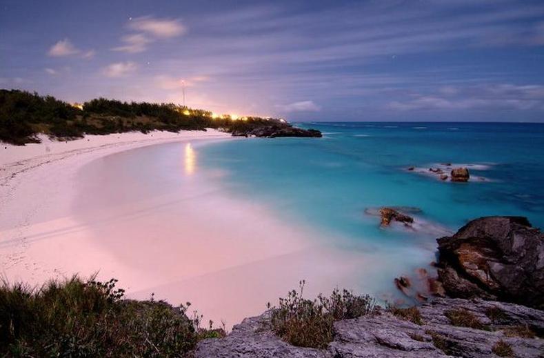 ピンクサンドビーチ バミューダ1