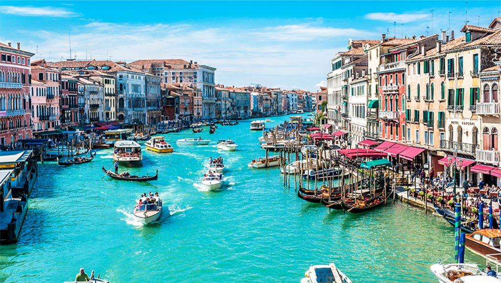 ベネチア運河3