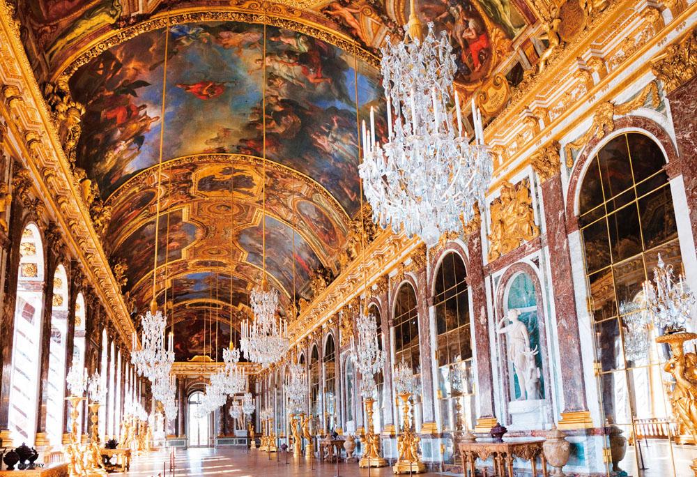 ベルサイユ宮殿1