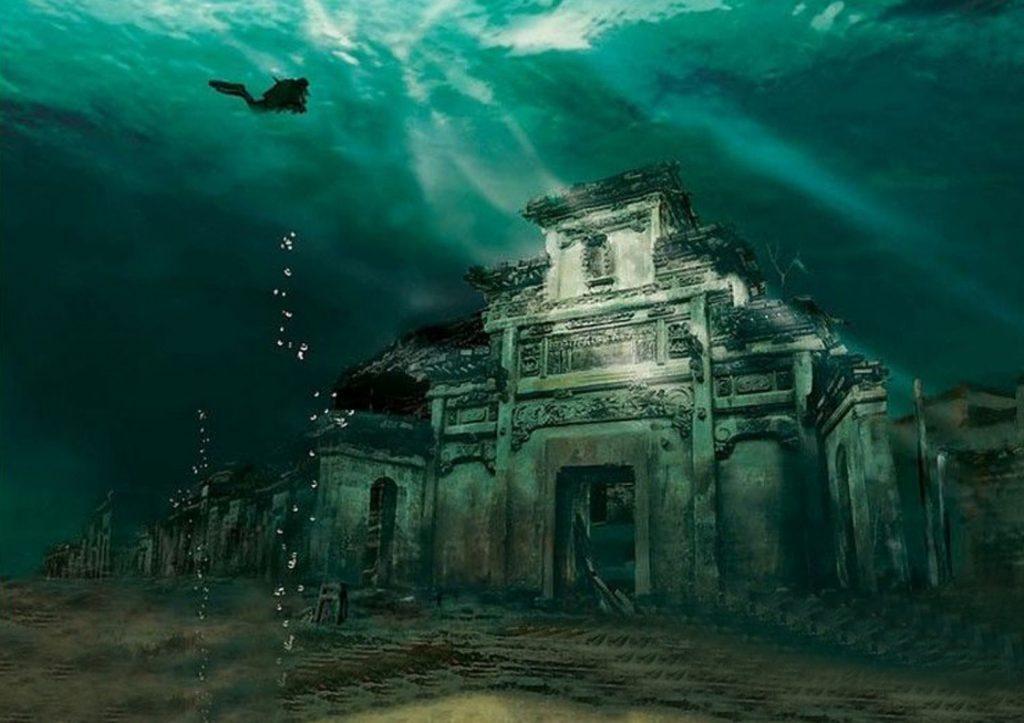 海底遺跡1