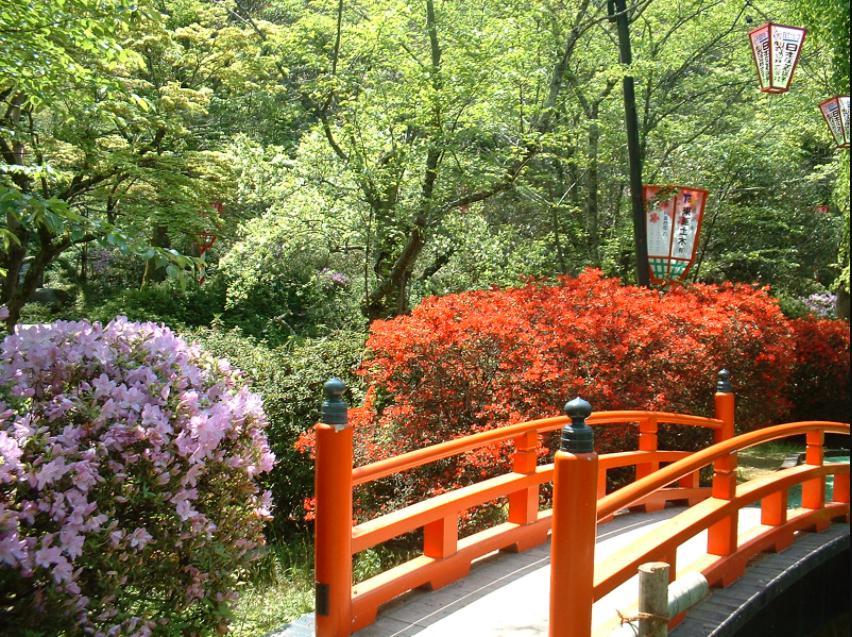 鳥取県 打吹公園