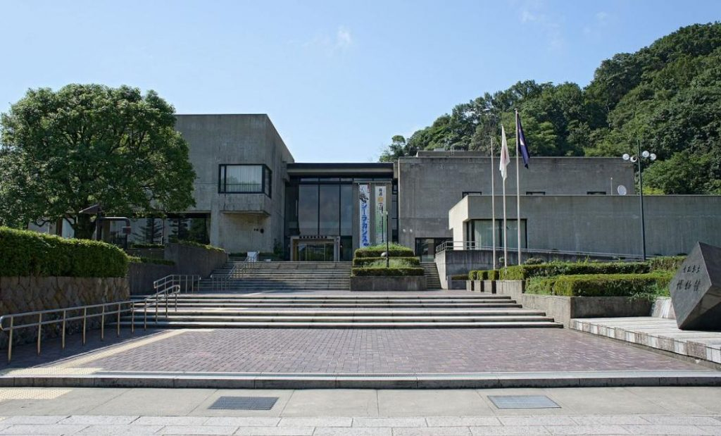 鳥取県 鳥取県立博物館