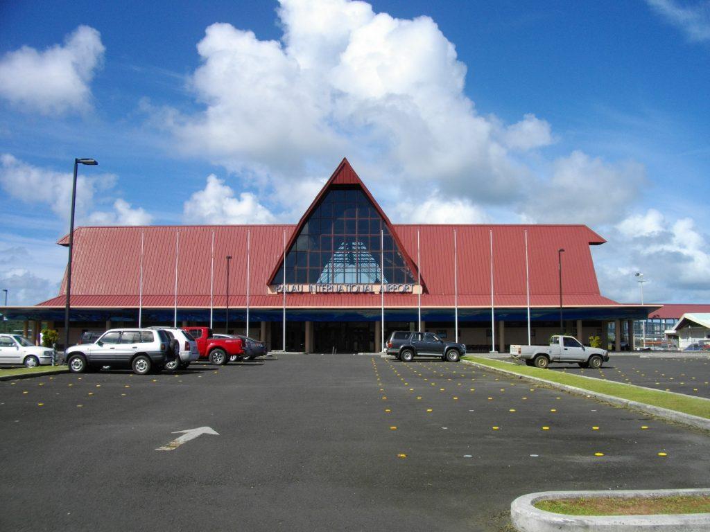 Palau_airport