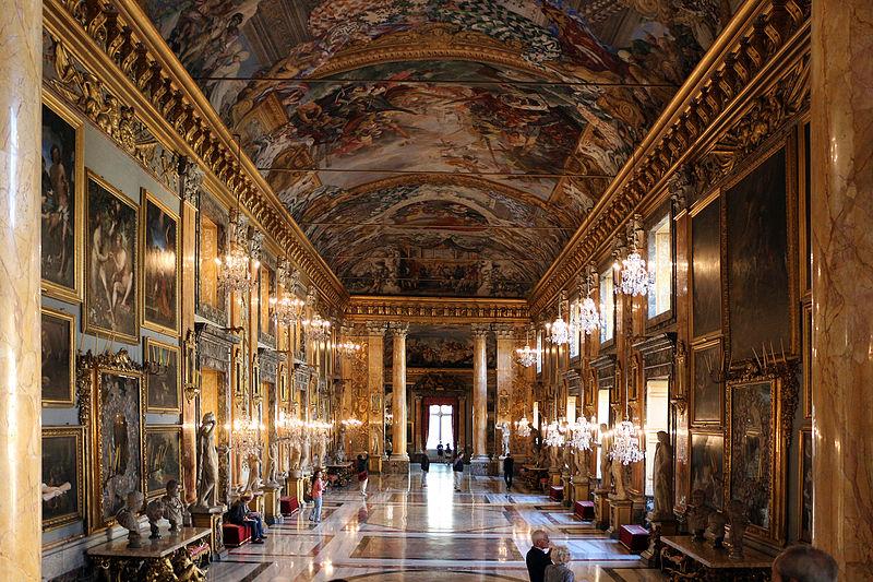 コロンナ宮殿