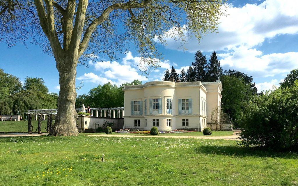 シャルロッテンホーフ宮殿(Schloss Charlottenhof)