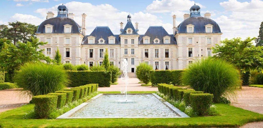シュヴェルニー城(Château de Cheverny)