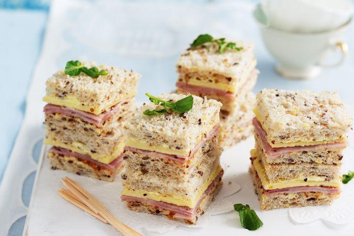 cheddar sandwiches