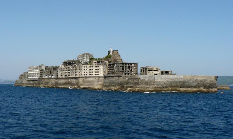 軍艦島(長崎)
