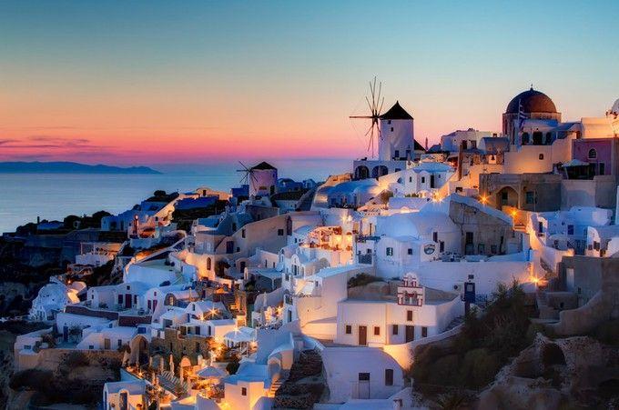 サントリーニ2_ギリシャ