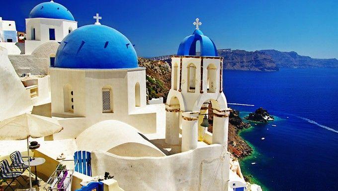 サントリーニ_ギリシャ