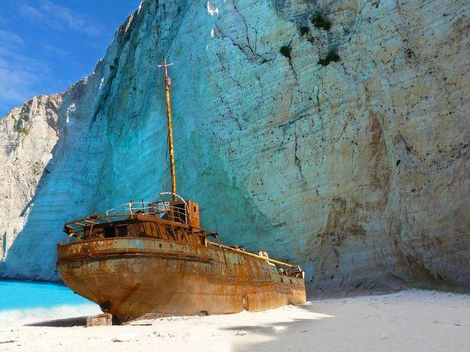 ナヴァイオビーチ2_ギリシャ