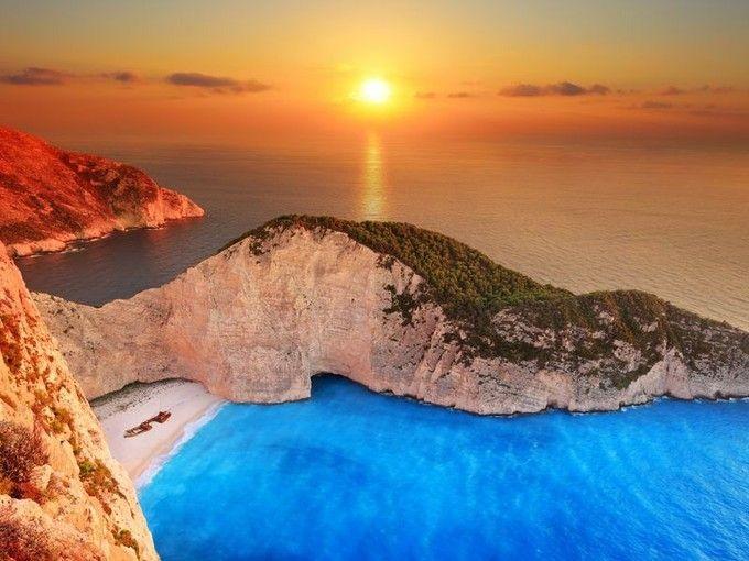 ナヴァイオビーチ_ギリシャ