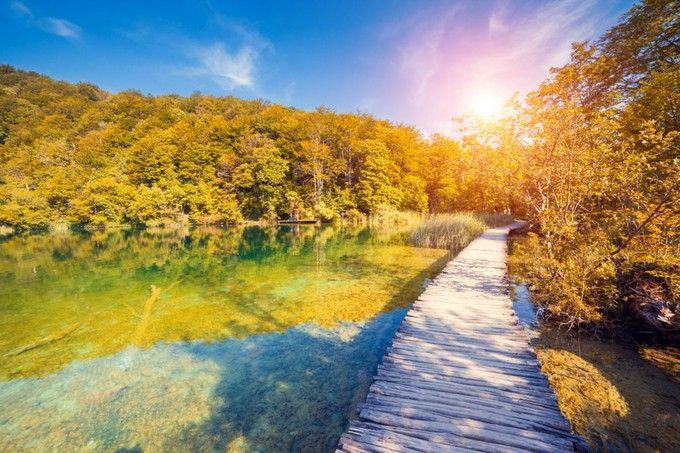 プリトヴィツェ湖群国立公園2_クロアチア