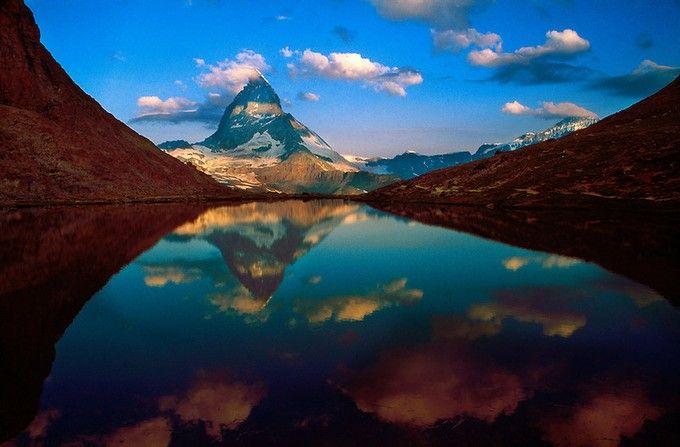 リッフェル湖2_スイス
