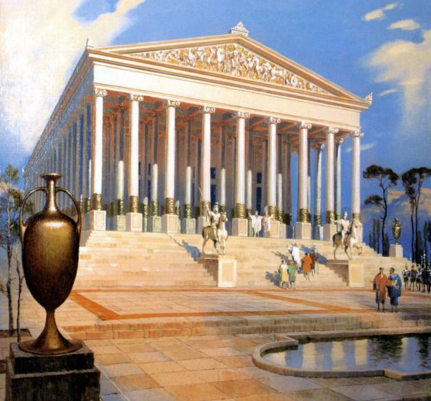 エフェソスのアルテミス神殿