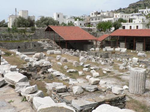 マウソロス霊廟跡