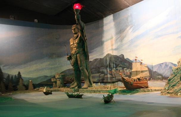 ロドス島の巨像2