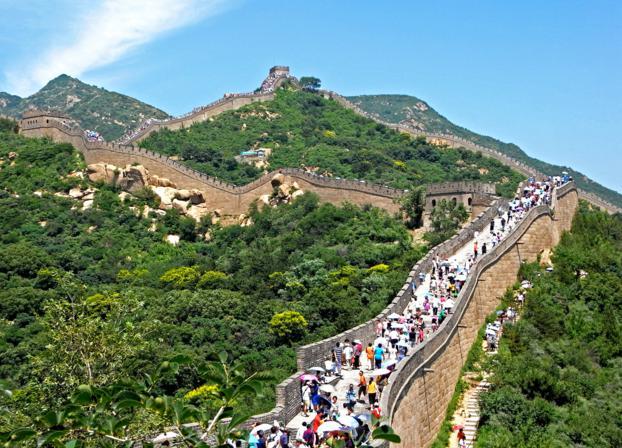 万里の長城3(北京)