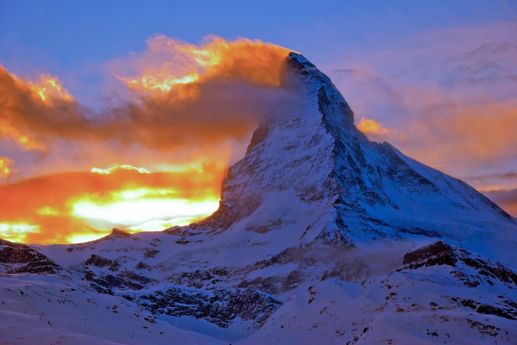 matterhorn_sunset