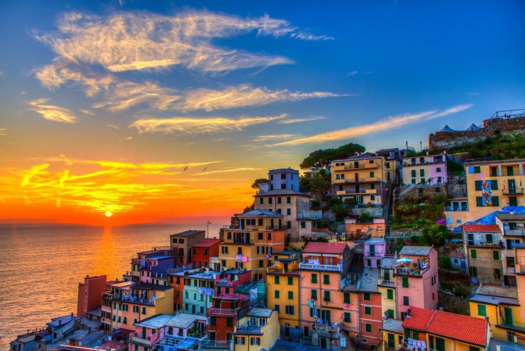 CinqueTerre_sunset