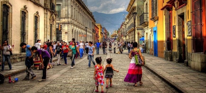 「オアハカチーズ」や「モーレ」などのメキシコ料理で知られるオアハカ
