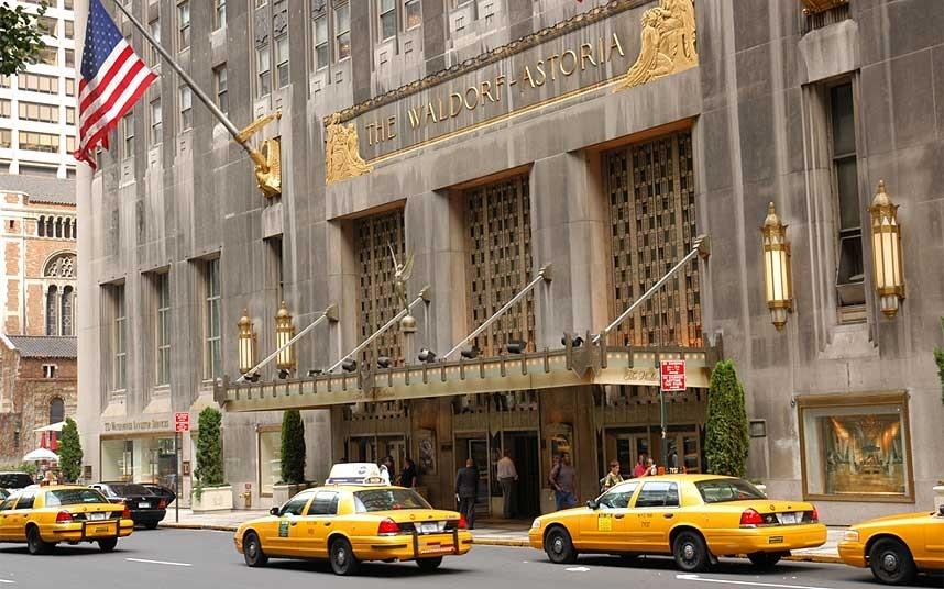 ウォルドルフ アストリア ニューヨーク (Waldorf Astoria New York)