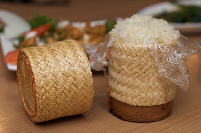 カオニャオ(タイのもち米)