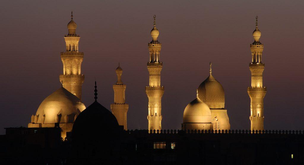 Mosque-Madrassa of Sultan Hassan