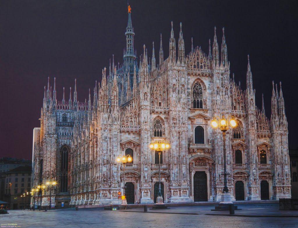 ミラノの人気観光スポット「ドゥオモ」(Duomo)