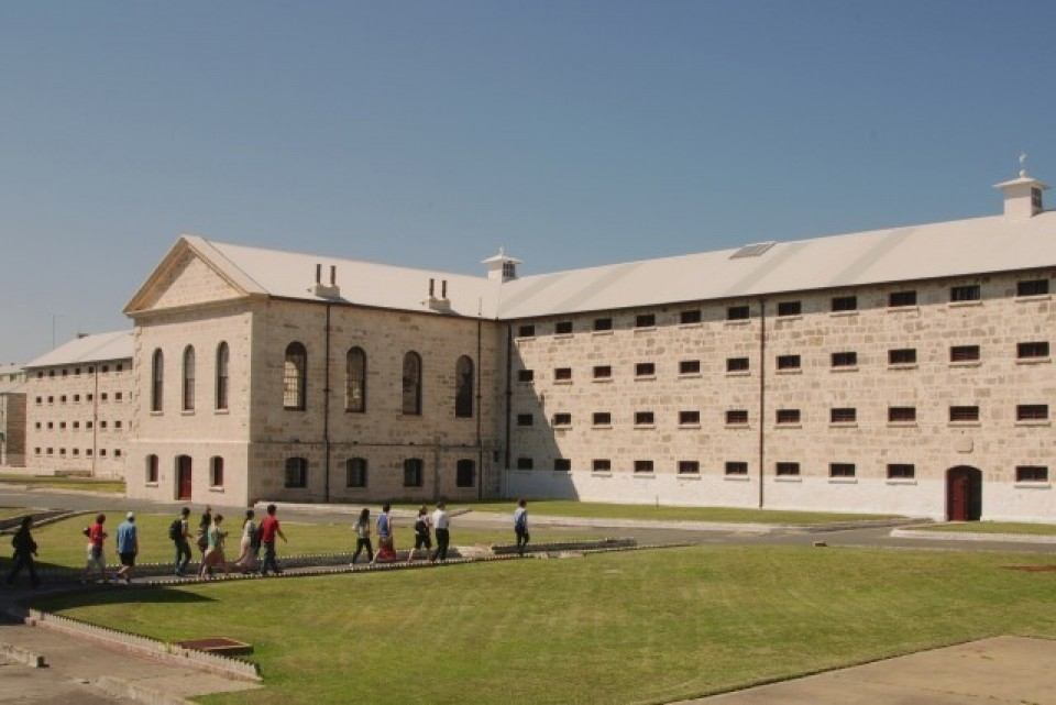 Fremantle Prison Guardians