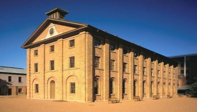 Hyde Park Barracks