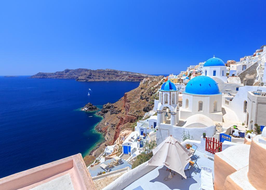 エーゲ海の代表的な観光地の一つ「ミコノス島」