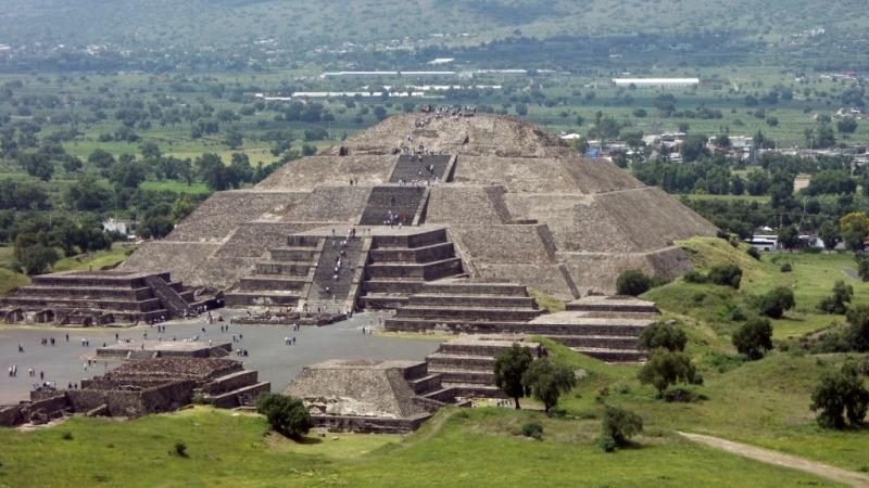 太陽のピラミッド(Pyramid of the Sun)