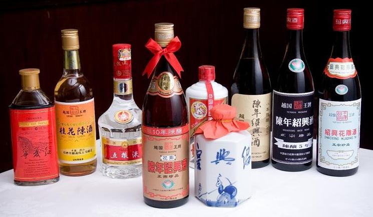Shaoxing wine