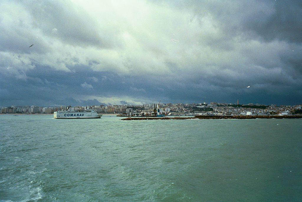ジブラルタル海峡1