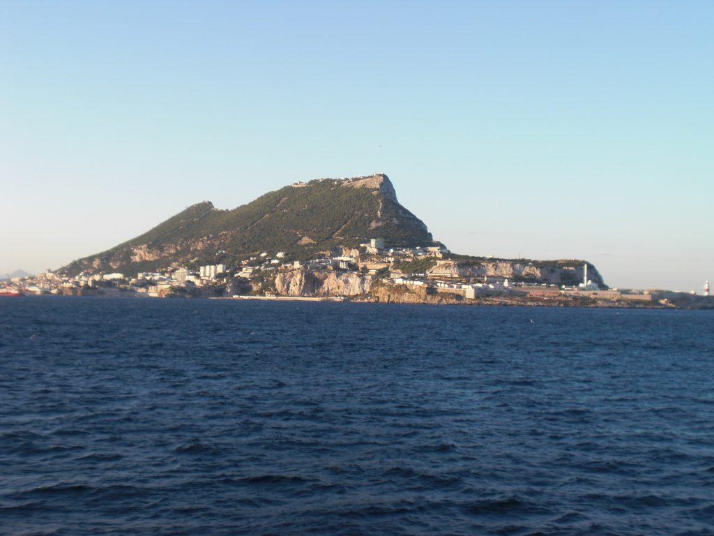 ジブラルタル海峡4