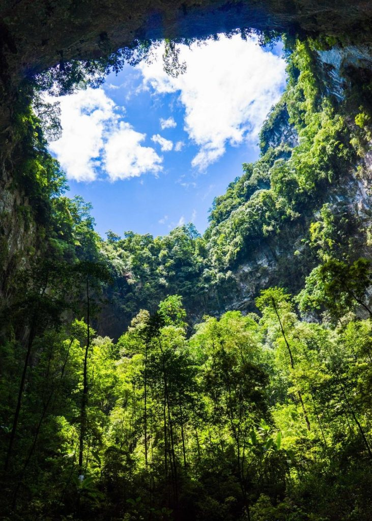 ソンドン洞窟