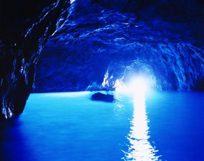台湾の青の洞窟2