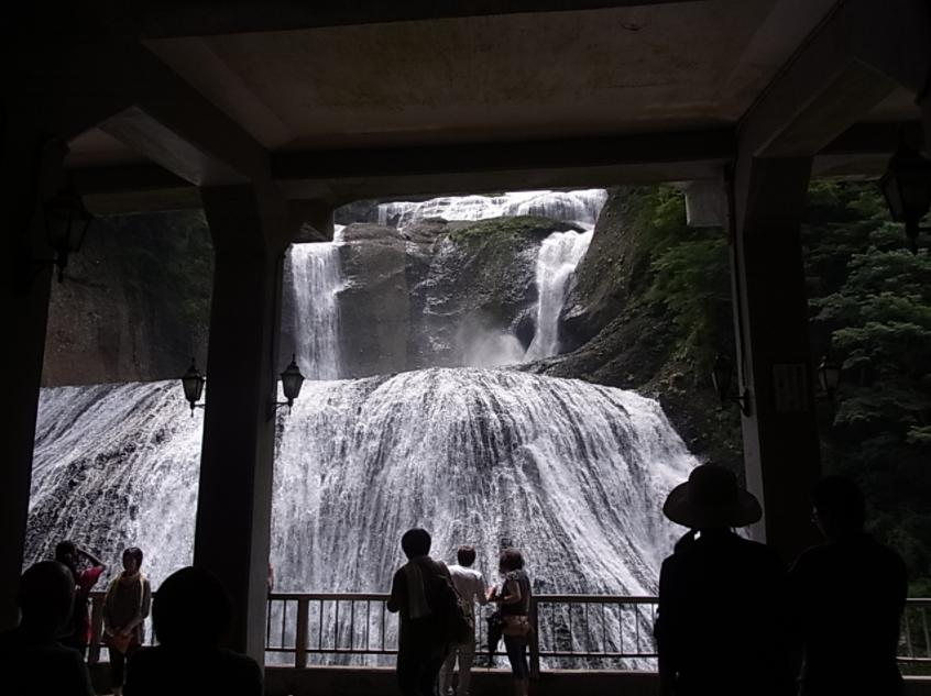 袋田の滝1